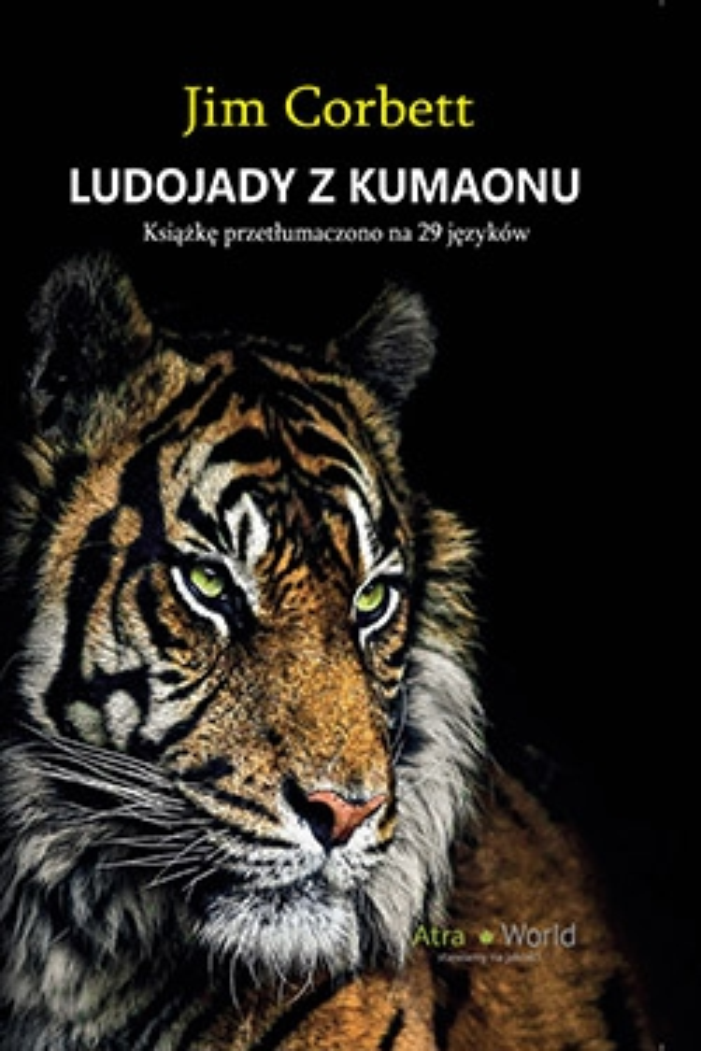 Ludojady z Kumaonu - Ebook (Książka EPUB) do pobrania w formacie EPUB