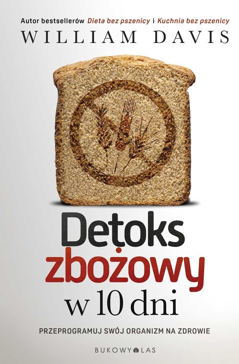 Detoks zbożowy w 10 dni - Ebook (Książka EPUB) do pobrania w formacie EPUB