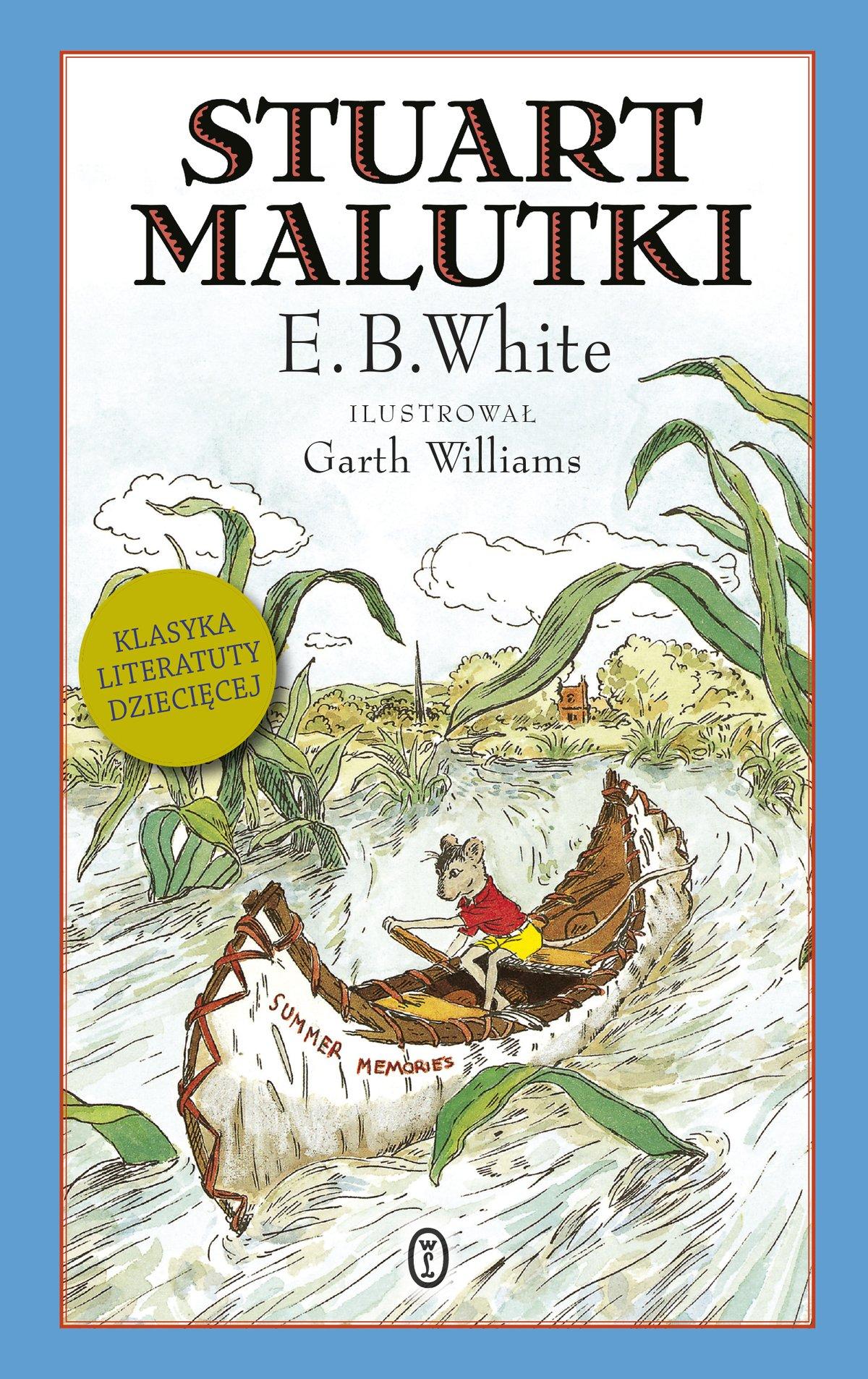 Stuart Malutki - Ebook (Książka na Kindle) do pobrania w formacie MOBI