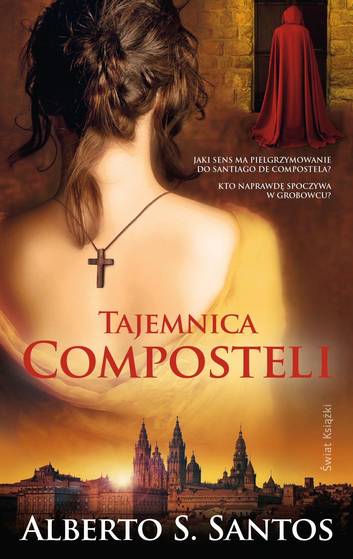 Tajemnica Composteli - Ebook (Książka EPUB) do pobrania w formacie EPUB