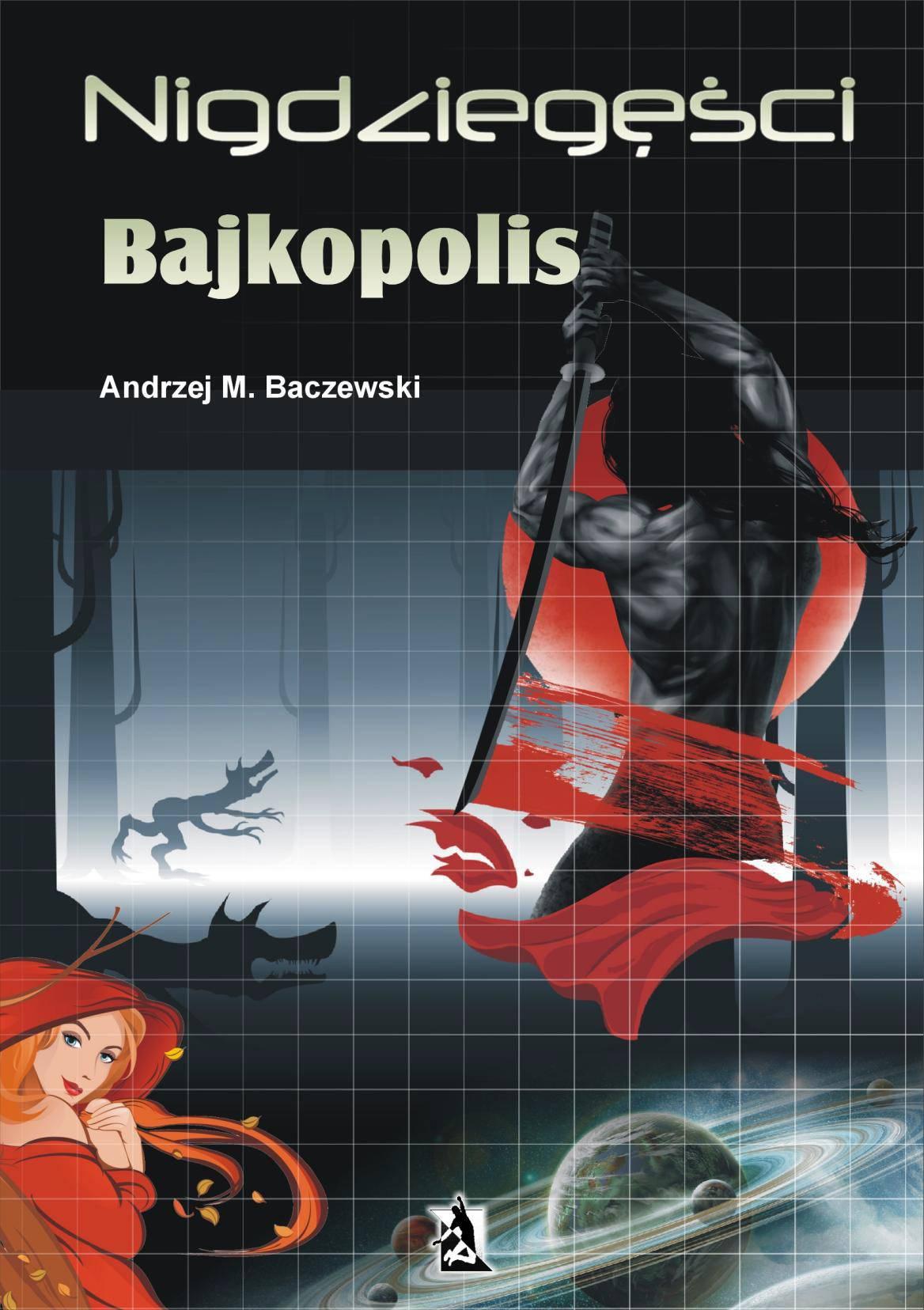 Nigdziegęści. Bajkopolis - Ebook (Książka na Kindle) do pobrania w formacie MOBI