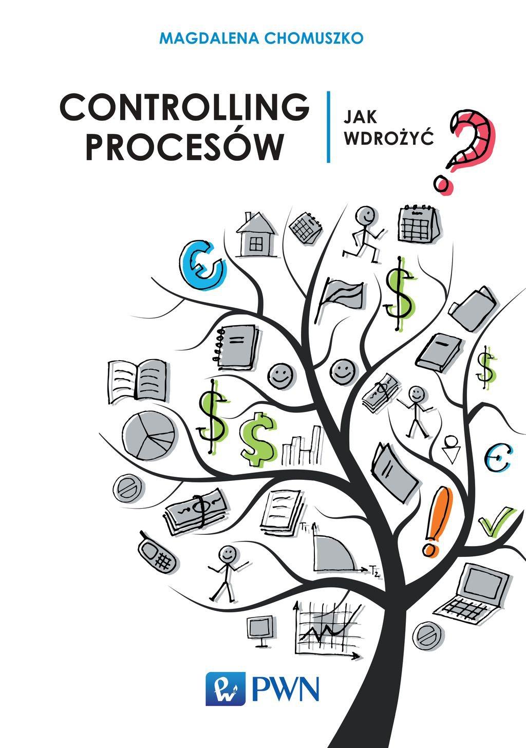 Controlling procesów. Jak wdrożyć? - Ebook (Książka na Kindle) do pobrania w formacie MOBI
