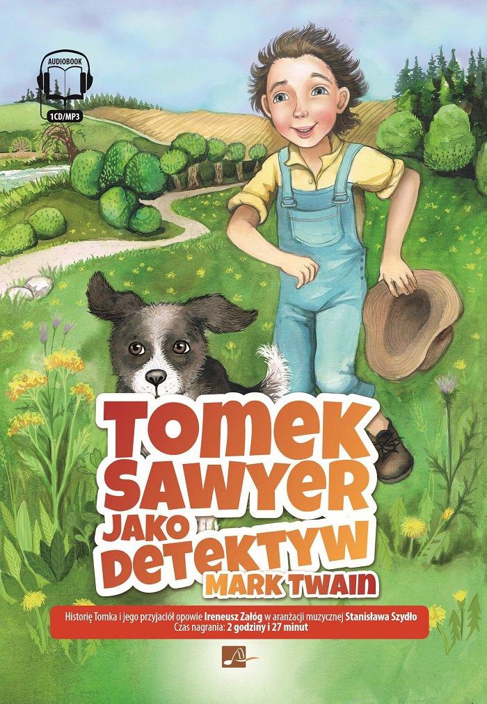 Tomek Sawyer jako detektyw - Audiobook (Książka audio MP3) do pobrania w całości w archiwum ZIP
