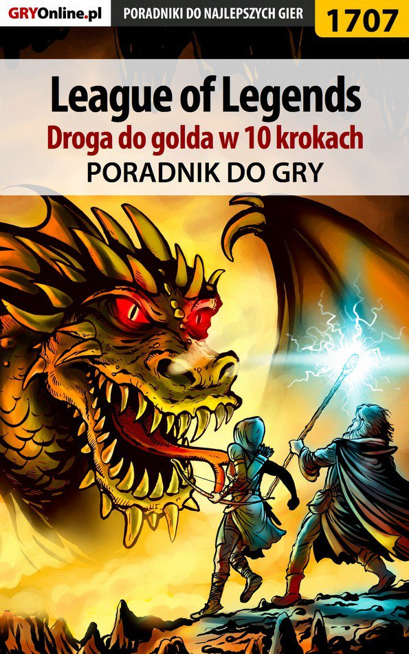 League of Legends - Droga do golda w 10 krokach - Ebook (Książka EPUB) do pobrania w formacie EPUB