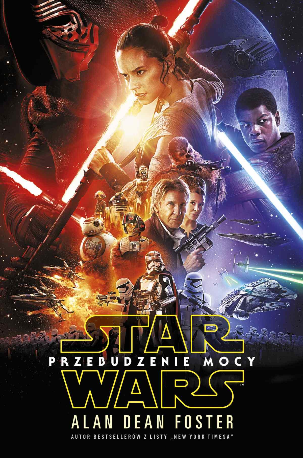 Star Wars. Przebudzenie mocy - Ebook (Książka EPUB) do pobrania w formacie EPUB