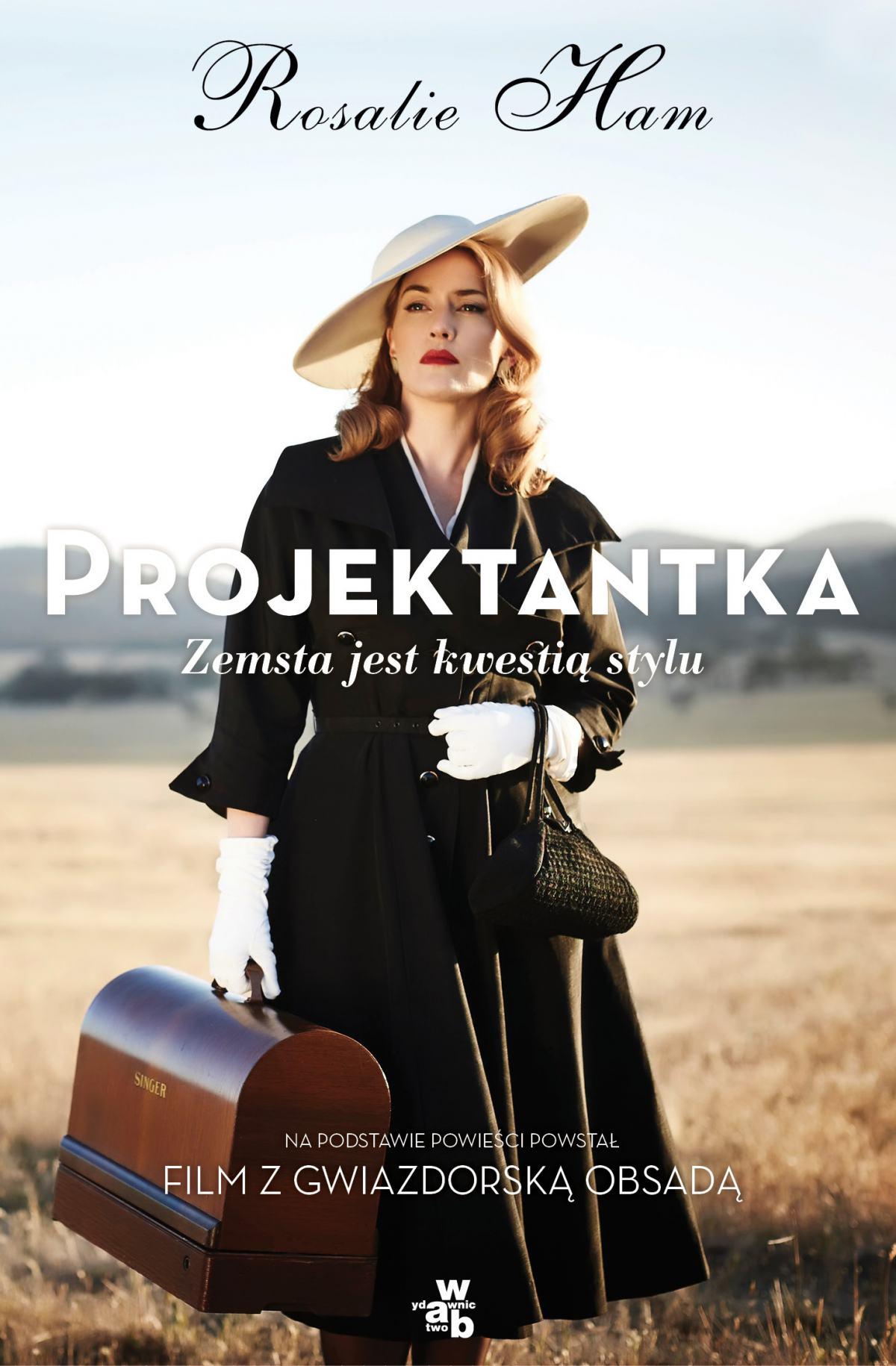 Projektantka - Ebook (Książka EPUB) do pobrania w formacie EPUB