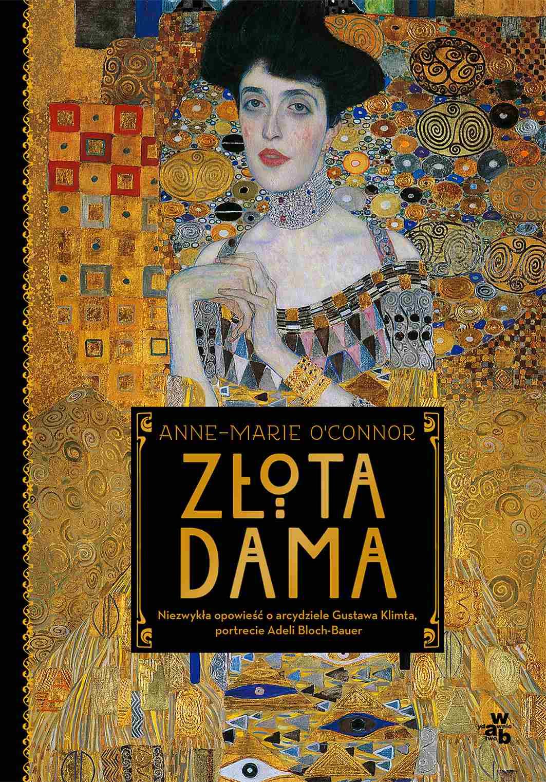 Złota dama - Ebook (Książka EPUB) do pobrania w formacie EPUB