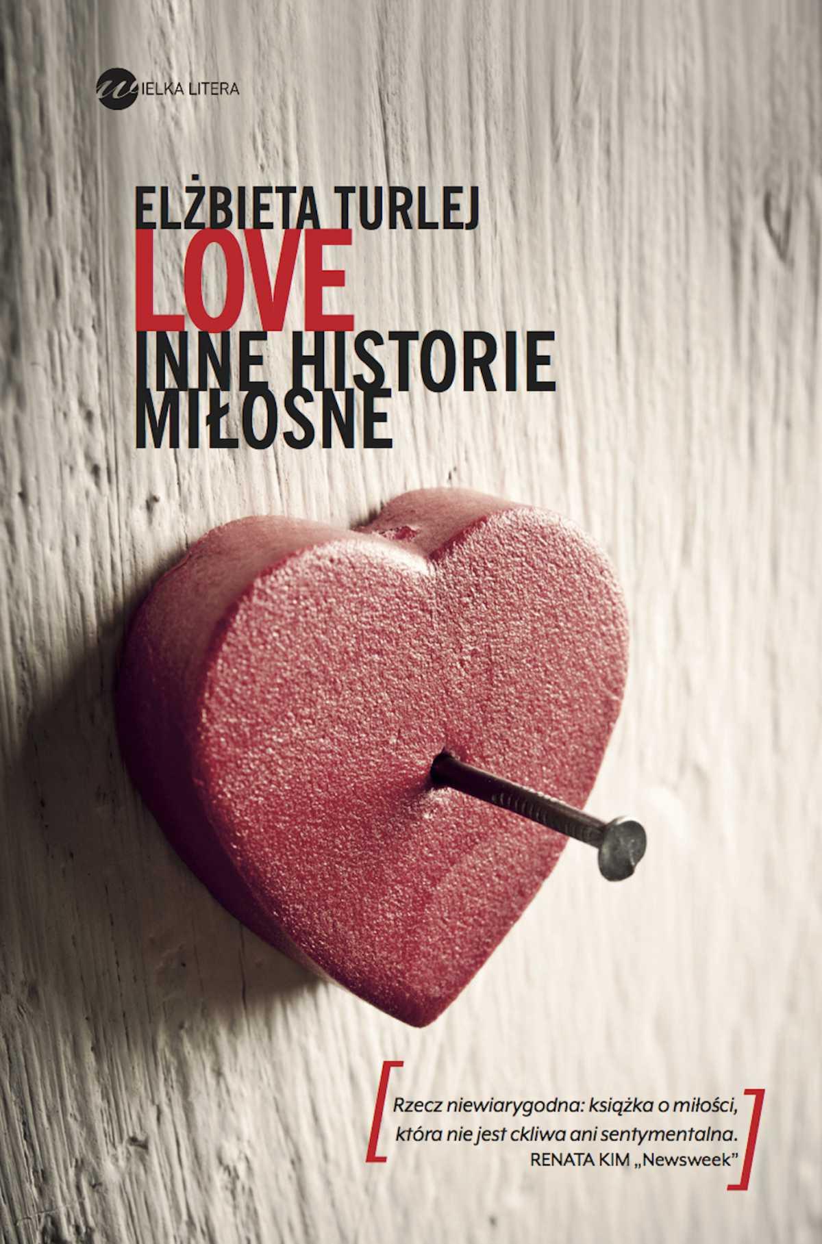 LOVE inne historie miłosne - Ebook (Książka EPUB) do pobrania w formacie EPUB