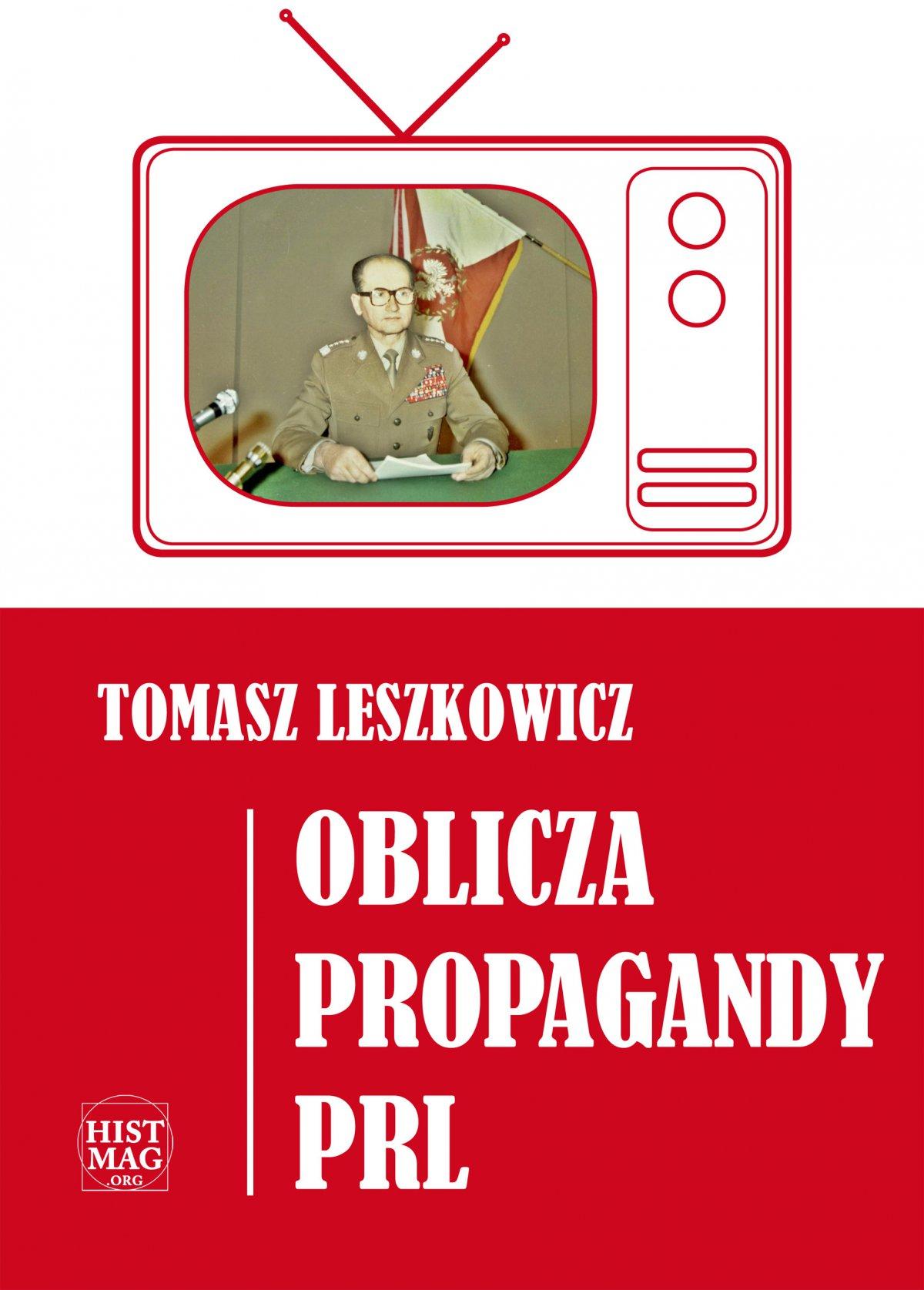 Oblicza propagandy PRL - Ebook (Książka EPUB) do pobrania w formacie EPUB