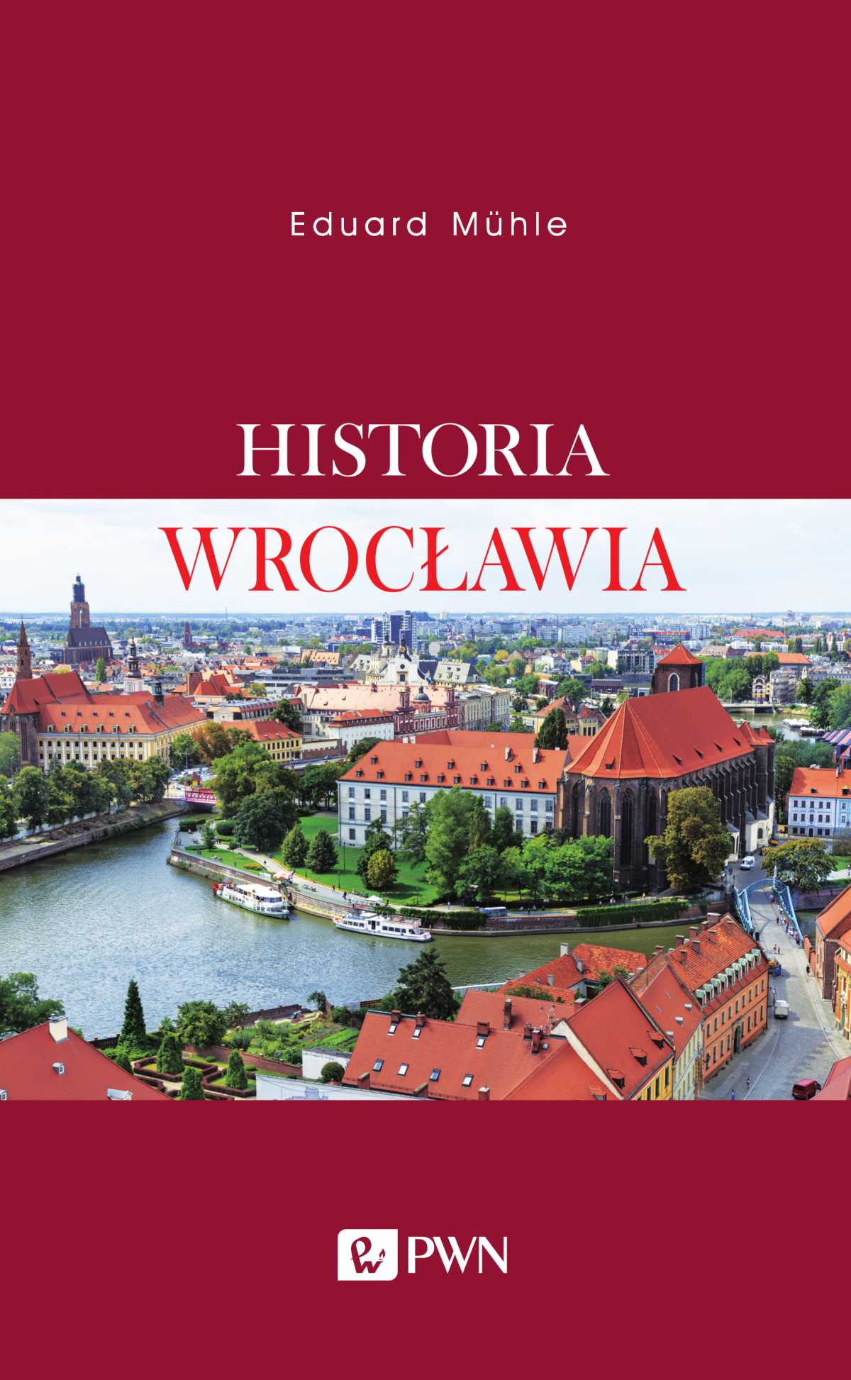 Historia Wrocławia - Ebook (Książka na Kindle) do pobrania w formacie MOBI