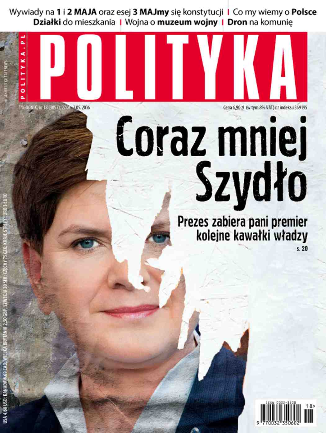 Polityka nr 18/2016 - Ebook (Książka PDF) do pobrania w formacie PDF
