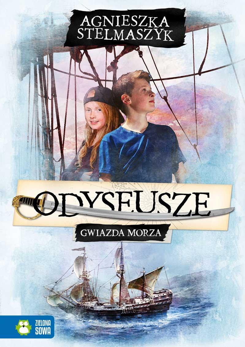 Odyseusze. Gwiazda Morza - Ebook (Książka na Kindle) do pobrania w formacie MOBI