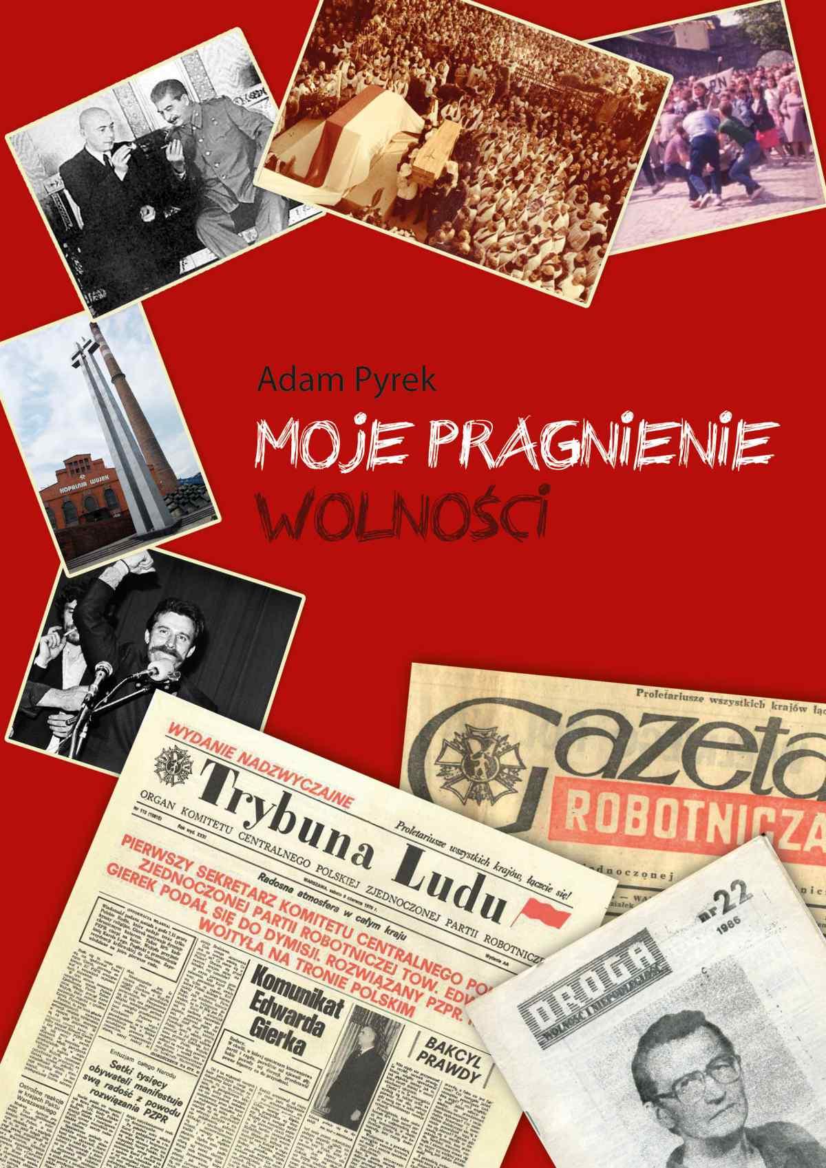 Moje pragnienie wolności - Ebook (Książka na Kindle) do pobrania w formacie MOBI