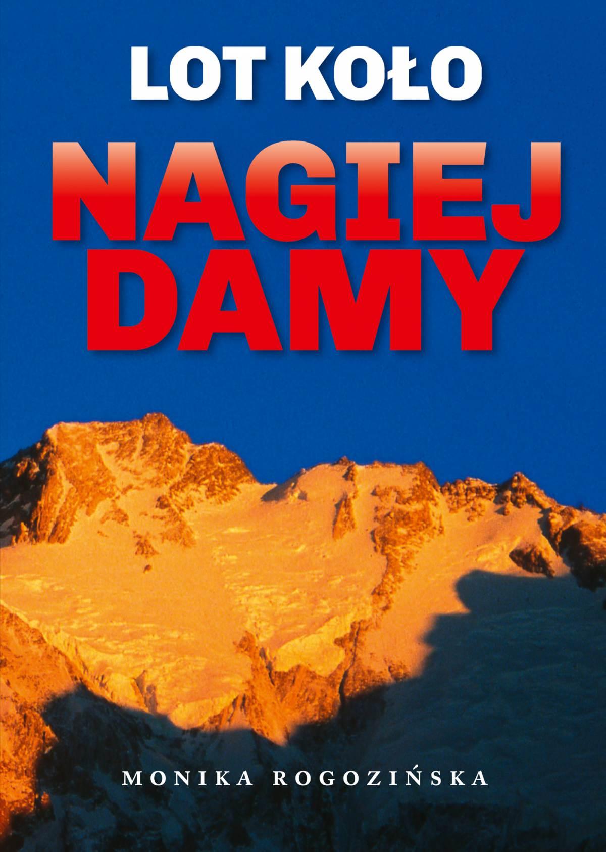 Lot koło Nagiej Damy - Ebook (Książka EPUB) do pobrania w formacie EPUB