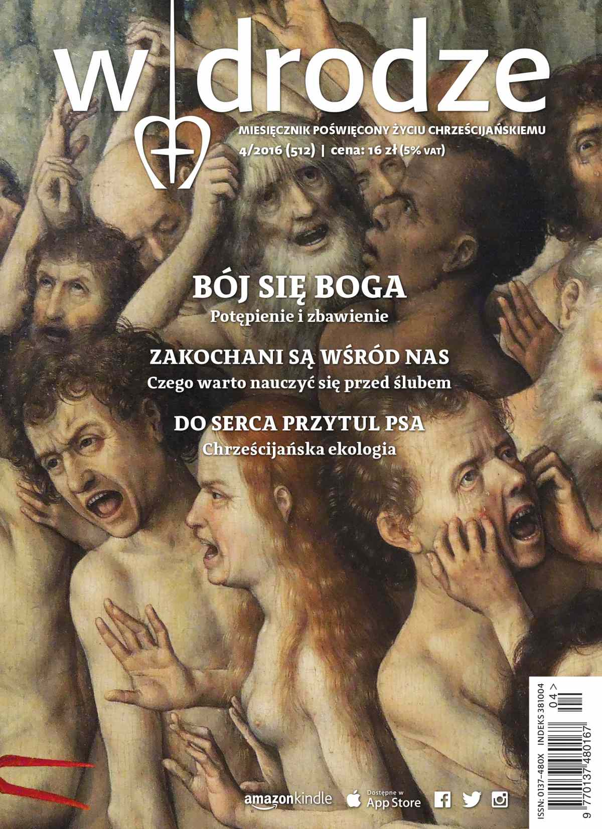 """Miesięcznik """"W drodze"""" nr 512 - Ebook (Książka EPUB) do pobrania w formacie EPUB"""