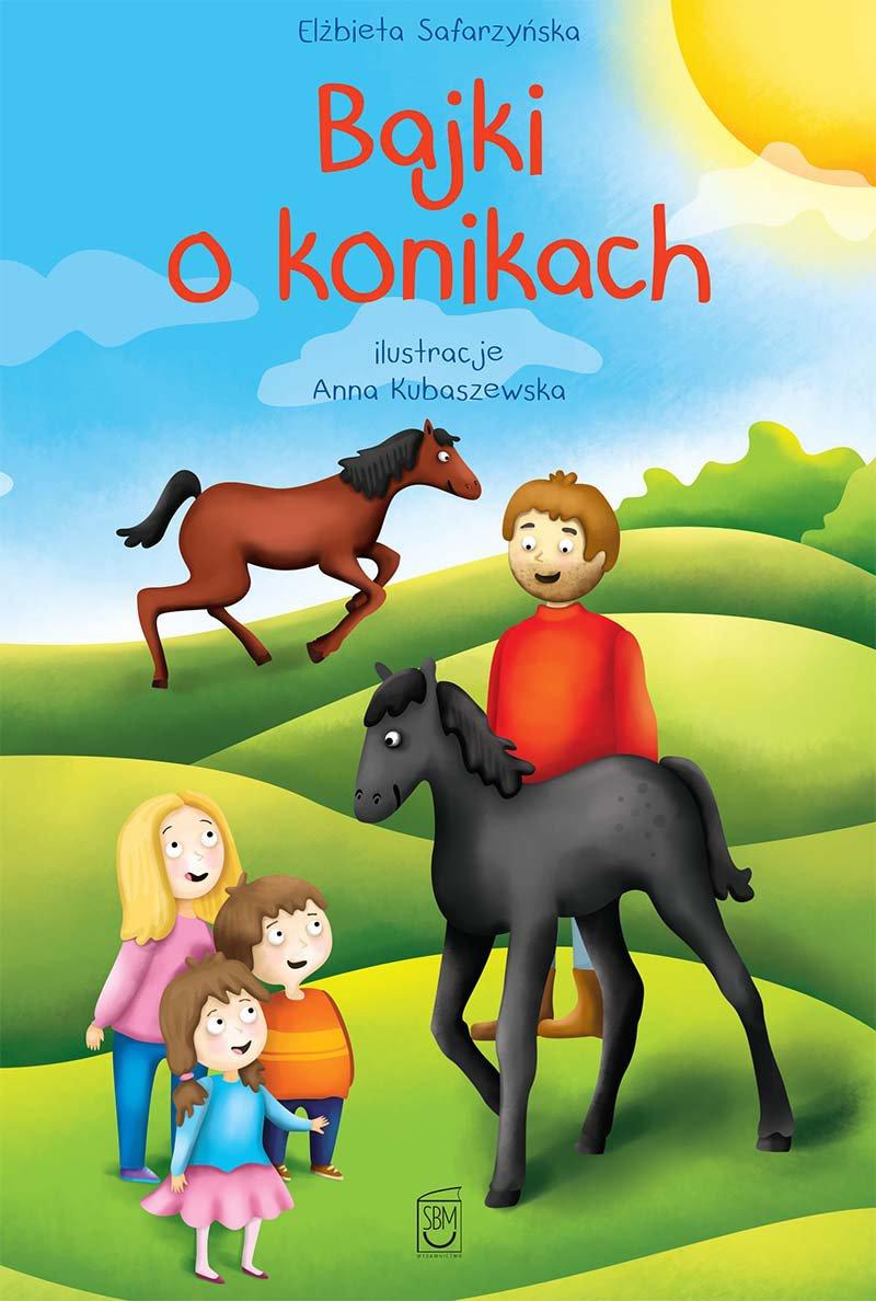 Bajki o konikach - Ebook (Książka PDF) do pobrania w formacie PDF