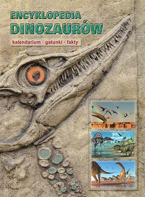 Encyklopedia dinozaurów - Ebook (Książka PDF) do pobrania w formacie PDF