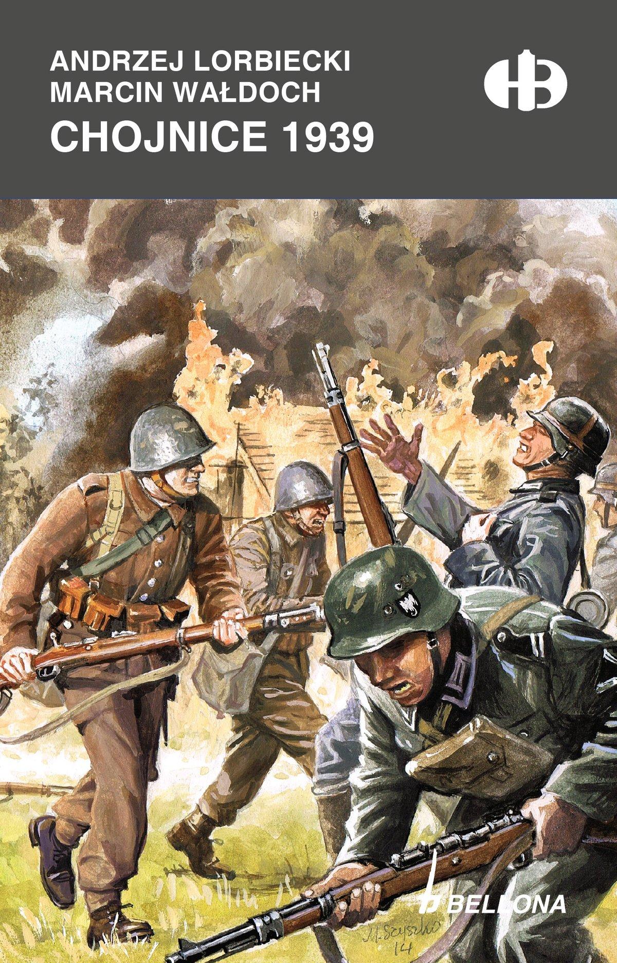 Chojnice 1939 - Ebook (Książka EPUB) do pobrania w formacie EPUB