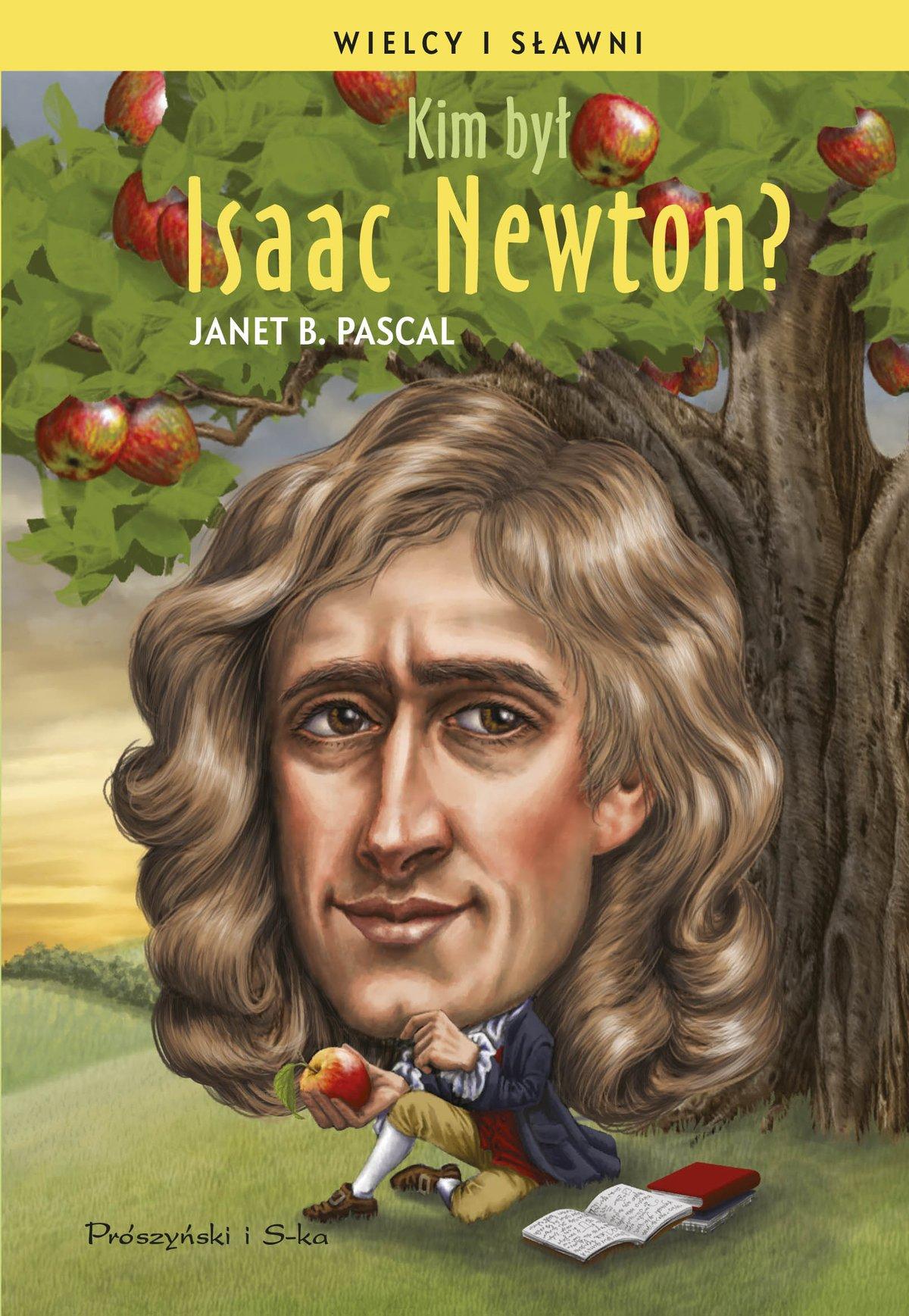 Kim był Isaac Newton? - Ebook (Książka EPUB) do pobrania w formacie EPUB