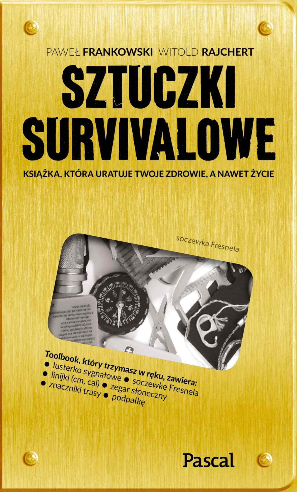 Sztuczki survivalowe - Ebook (Książka EPUB) do pobrania w formacie EPUB