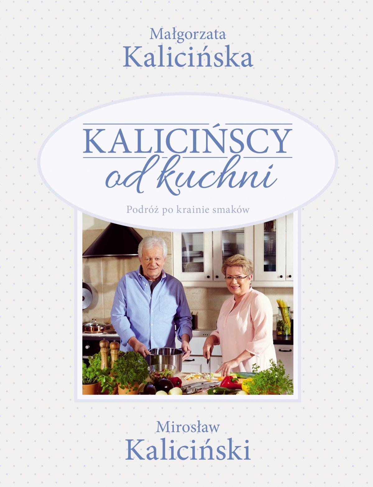 Kalicińscy od kuchni - Ebook (Książka na Kindle) do pobrania w formacie MOBI
