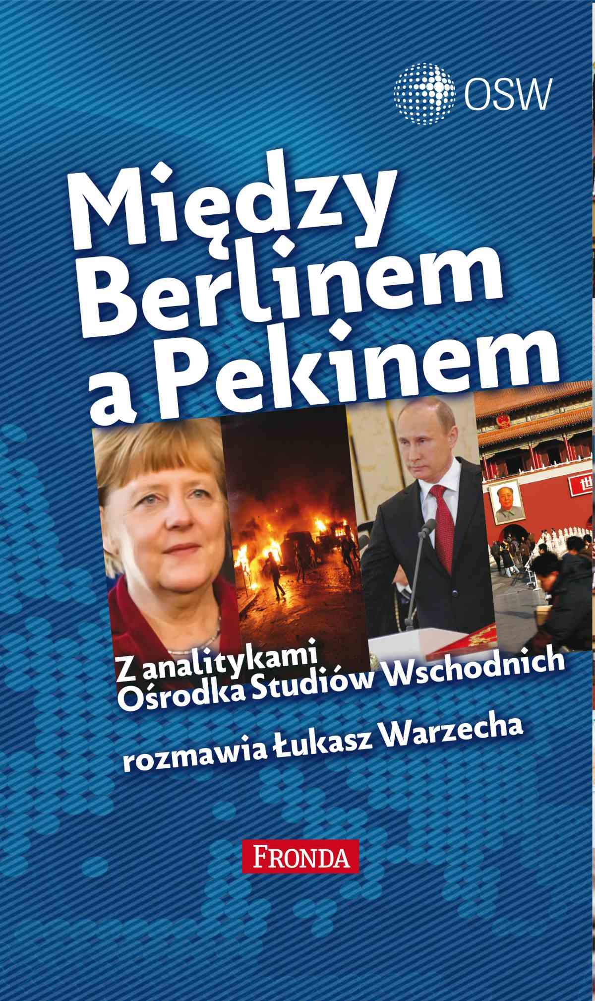 Między Berlinem a Pekinem - Ebook (Książka EPUB) do pobrania w formacie EPUB
