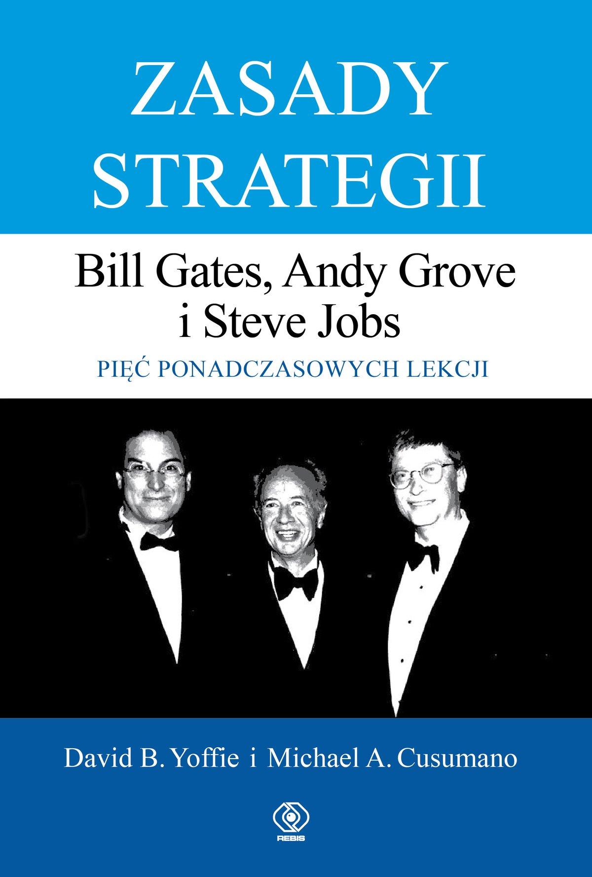 Zasady strategii - Ebook (Książka na Kindle) do pobrania w formacie MOBI