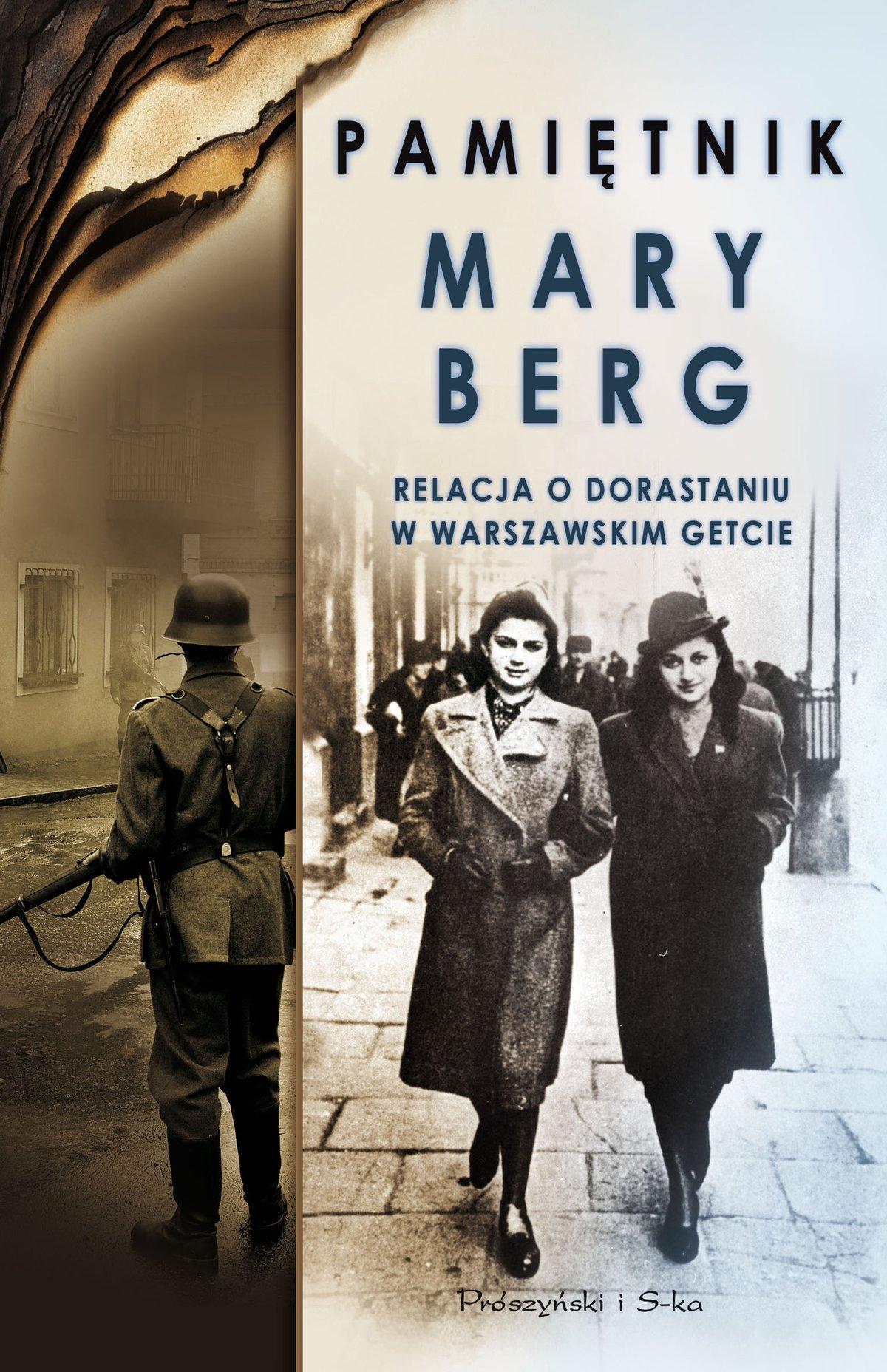 Pamiętnik Mary Berg - Ebook (Książka EPUB) do pobrania w formacie EPUB