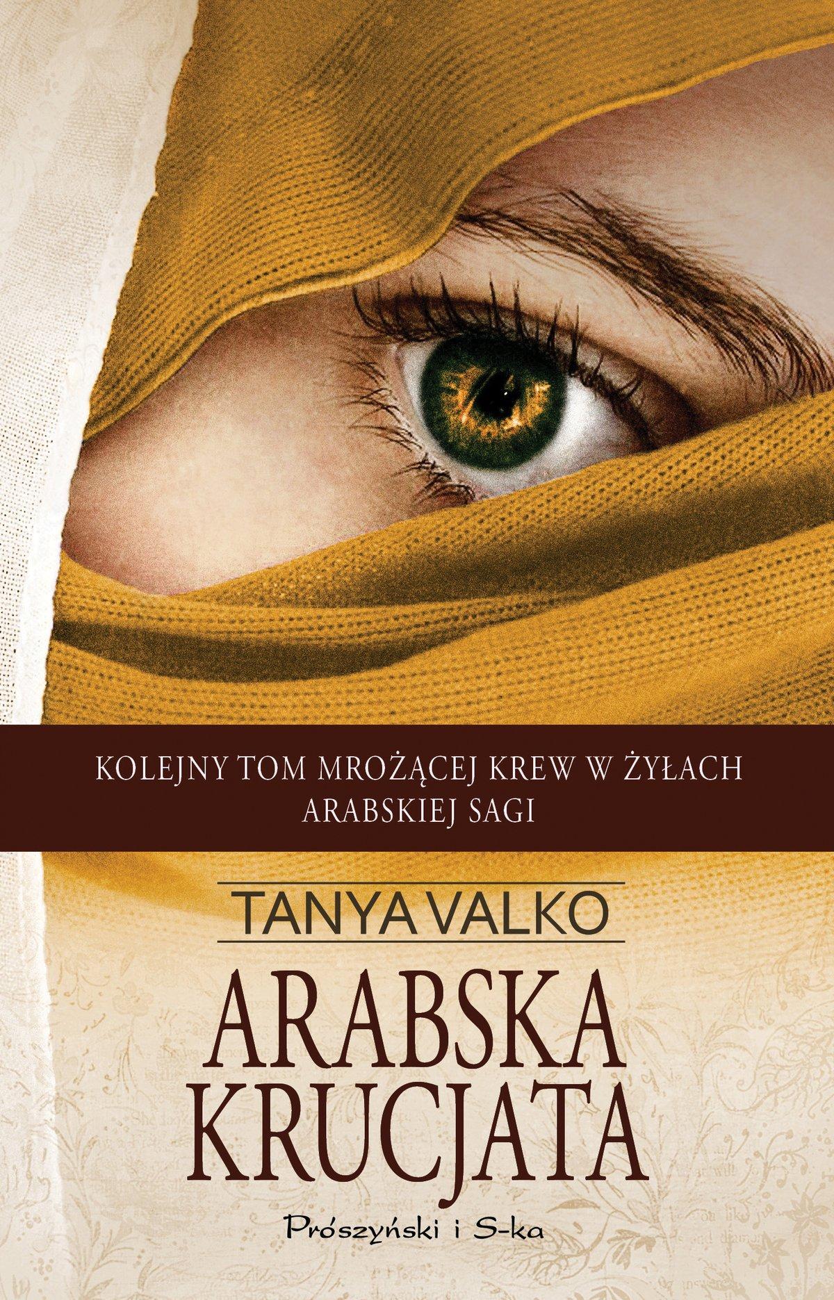 Arabska krucjata - Ebook (Książka EPUB) do pobrania w formacie EPUB