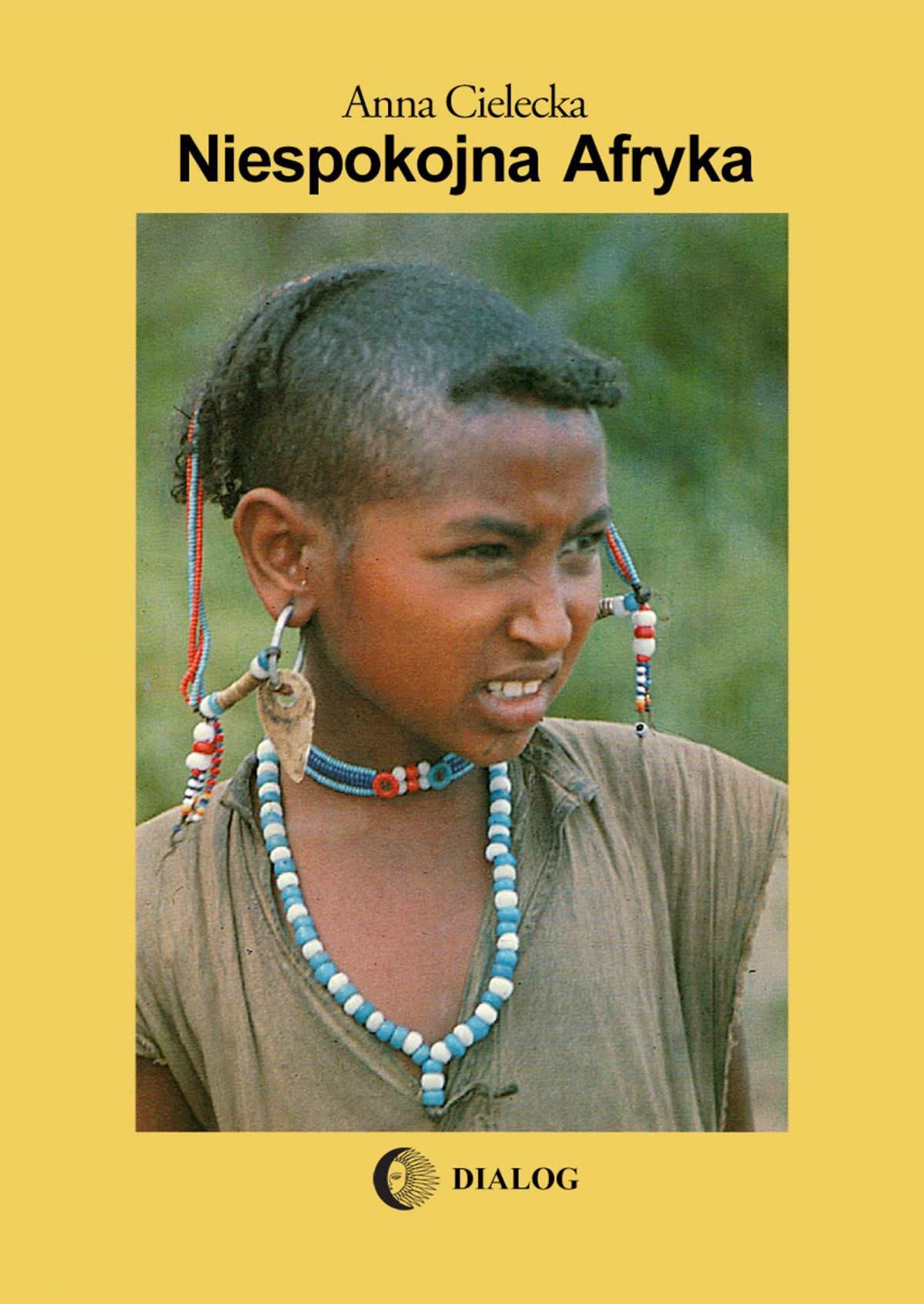 Niespokojna Afryka - Ebook (Książka na Kindle) do pobrania w formacie MOBI