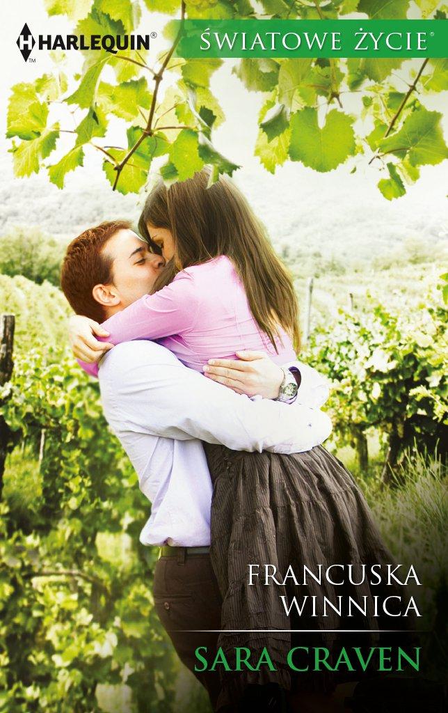 Francuska winnica - Ebook (Książka EPUB) do pobrania w formacie EPUB