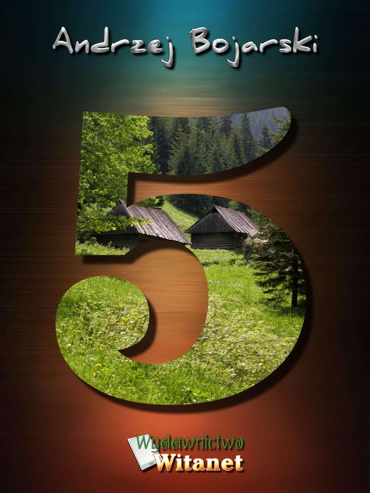 Pięć - Ebook (Książka EPUB) do pobrania w formacie EPUB