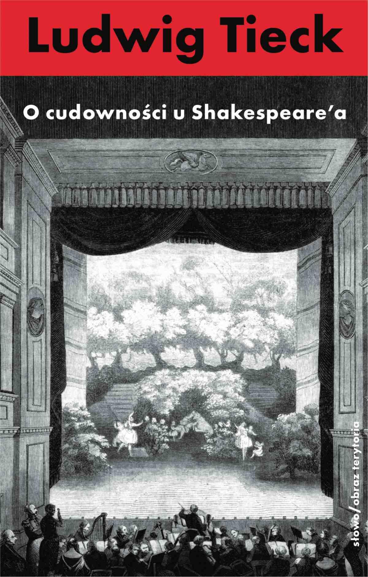 O cudowności u Szekspira i inne pisma - Ebook (Książka EPUB) do pobrania w formacie EPUB