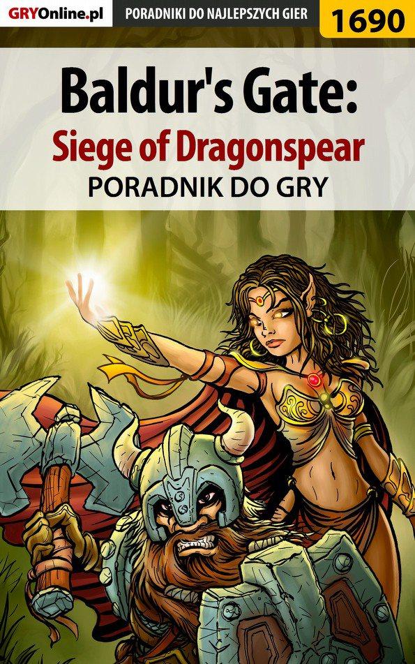 Baldur's Gate: Siege of Dragonspear - poradnik do gry - Ebook (Książka PDF) do pobrania w formacie PDF