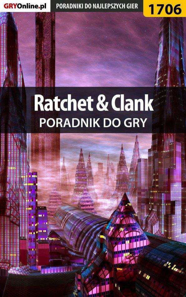 Ratchet  Clank - poradnik do gry - Ebook (Książka EPUB) do pobrania w formacie EPUB
