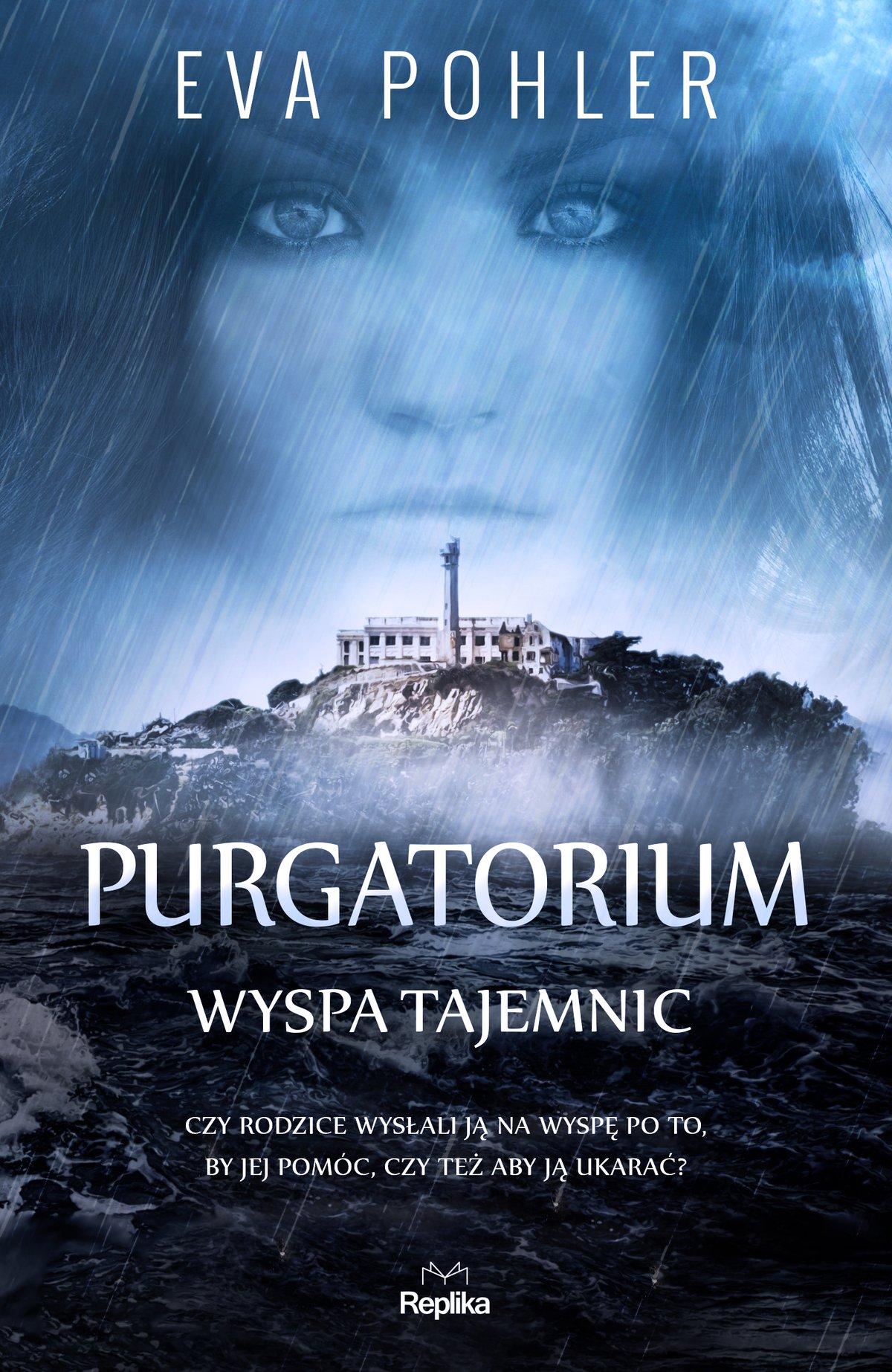 Purgatorium. Wyspa tajemnic - Ebook (Książka EPUB) do pobrania w formacie EPUB