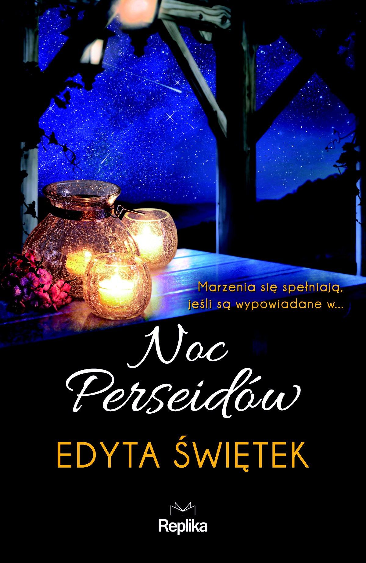 Noc Perseidów - Ebook (Książka na Kindle) do pobrania w formacie MOBI