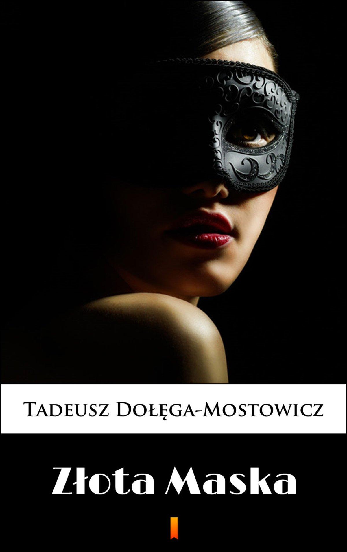 Złota Maska - Ebook (Książka EPUB) do pobrania w formacie EPUB