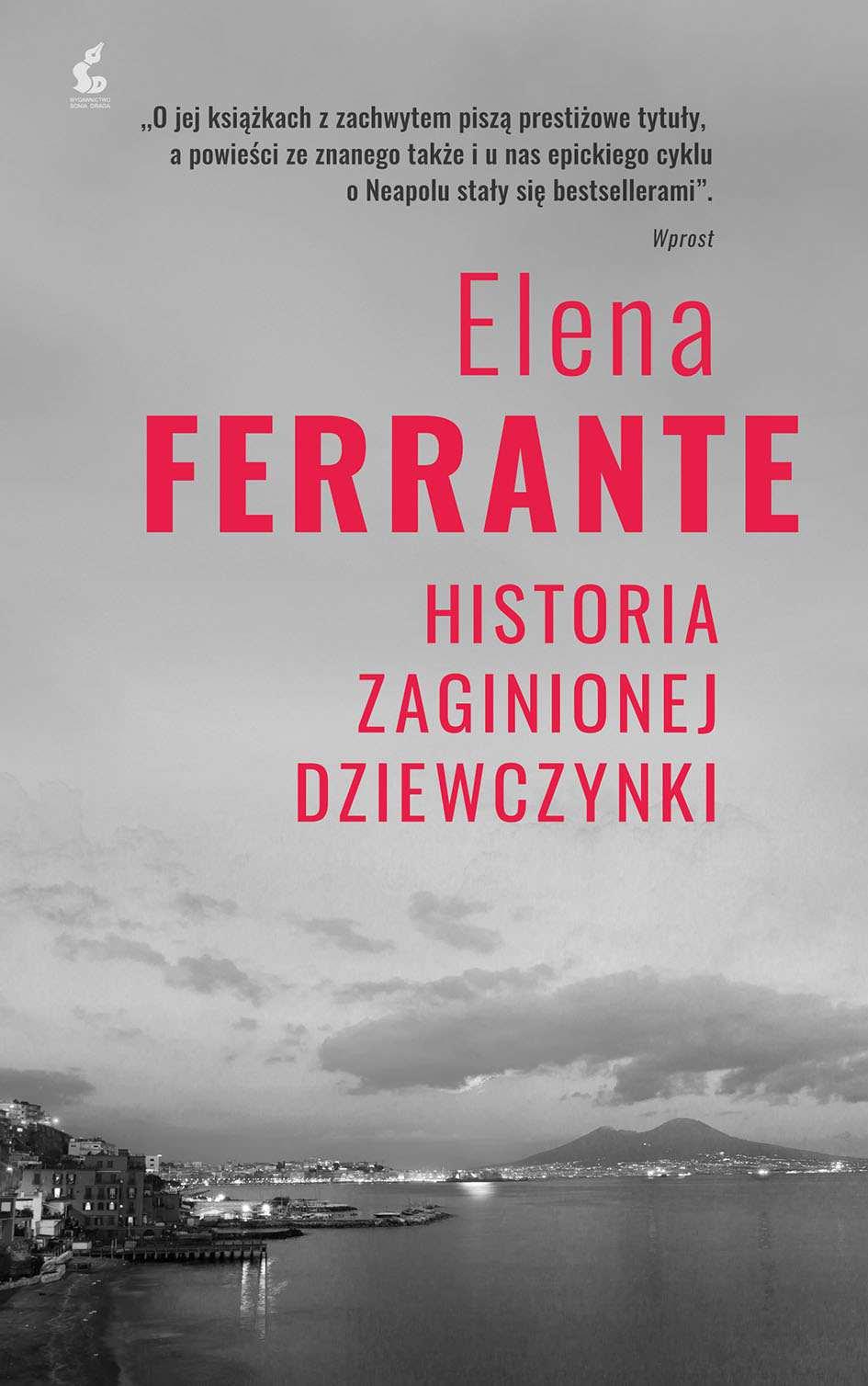 Historia zaginionej dziewczynki - Ebook (Książka na Kindle) do pobrania w formacie MOBI