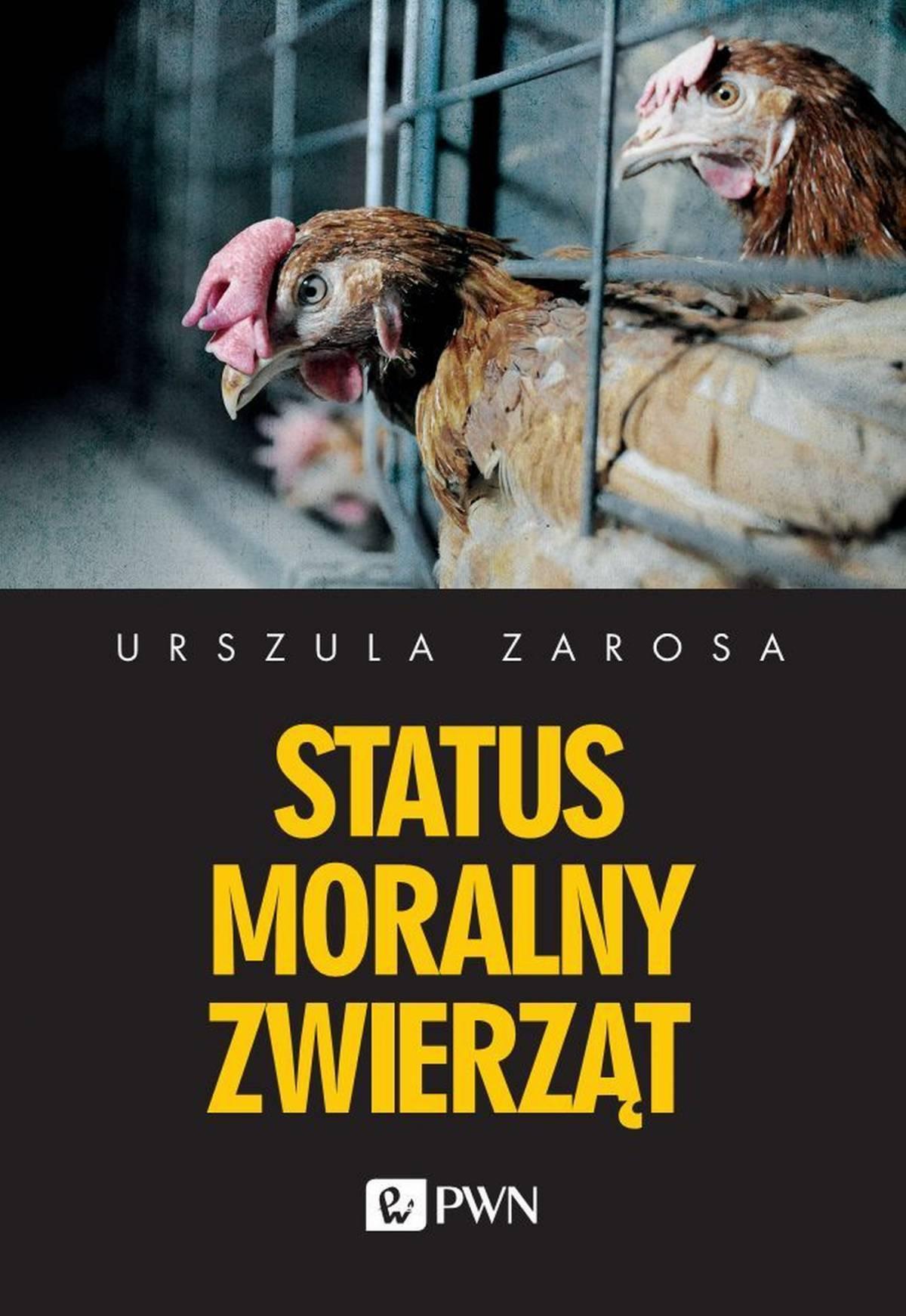 Status moralny zwierząt - Ebook (Książka na Kindle) do pobrania w formacie MOBI