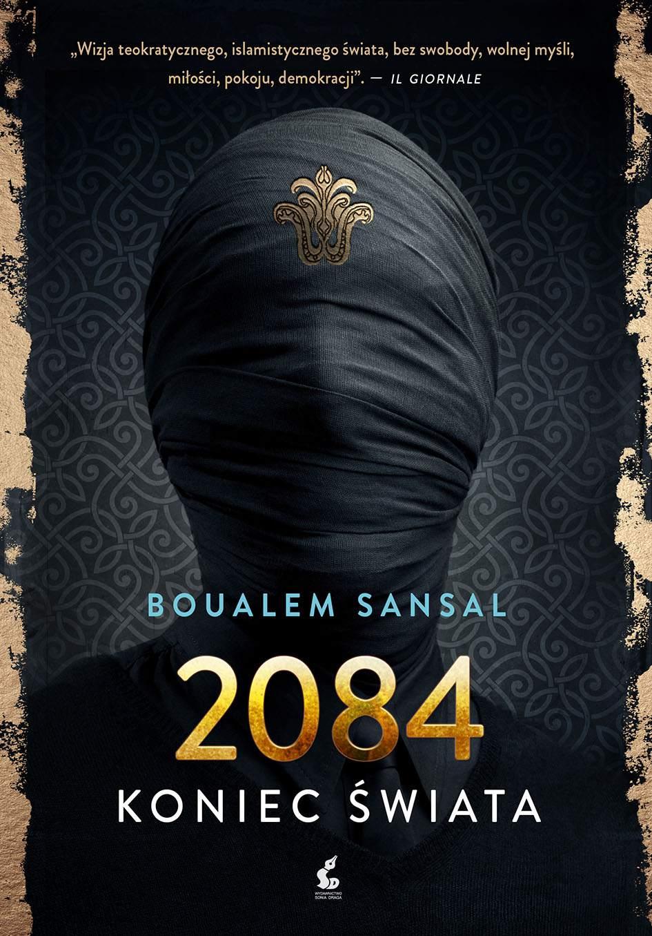2084 koniec świata - Ebook (Książka na Kindle) do pobrania w formacie MOBI