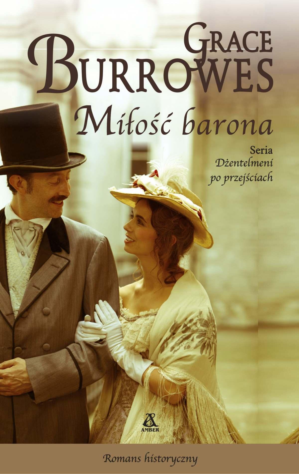 Miłość barona - Ebook (Książka EPUB) do pobrania w formacie EPUB