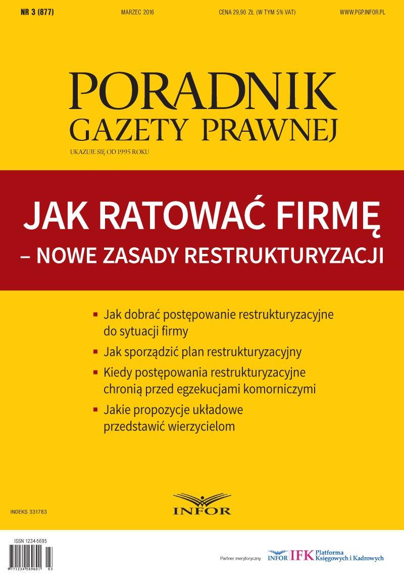 Jak ratować firmę – nowe zasady restrukturyzacji - Ebook (Książka PDF) do pobrania w formacie PDF
