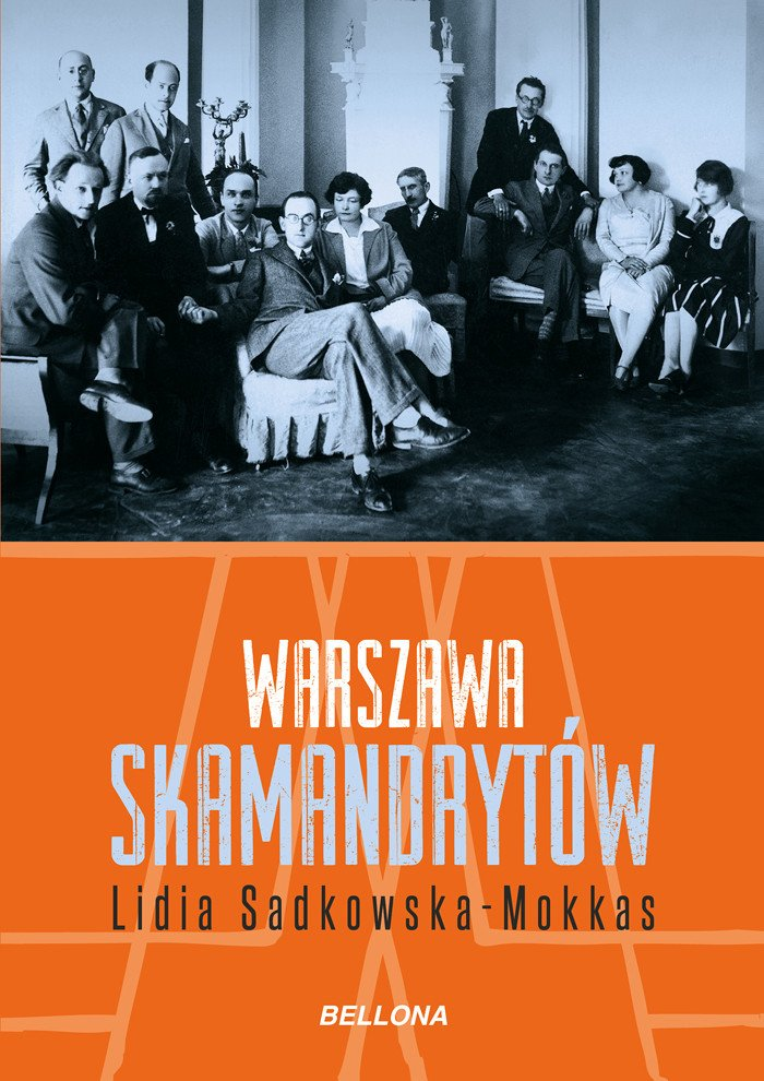 Warszawa skamandrytów - Ebook (Książka na Kindle) do pobrania w formacie MOBI