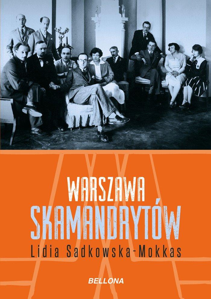 Warszawa skamandrytów - Ebook (Książka EPUB) do pobrania w formacie EPUB