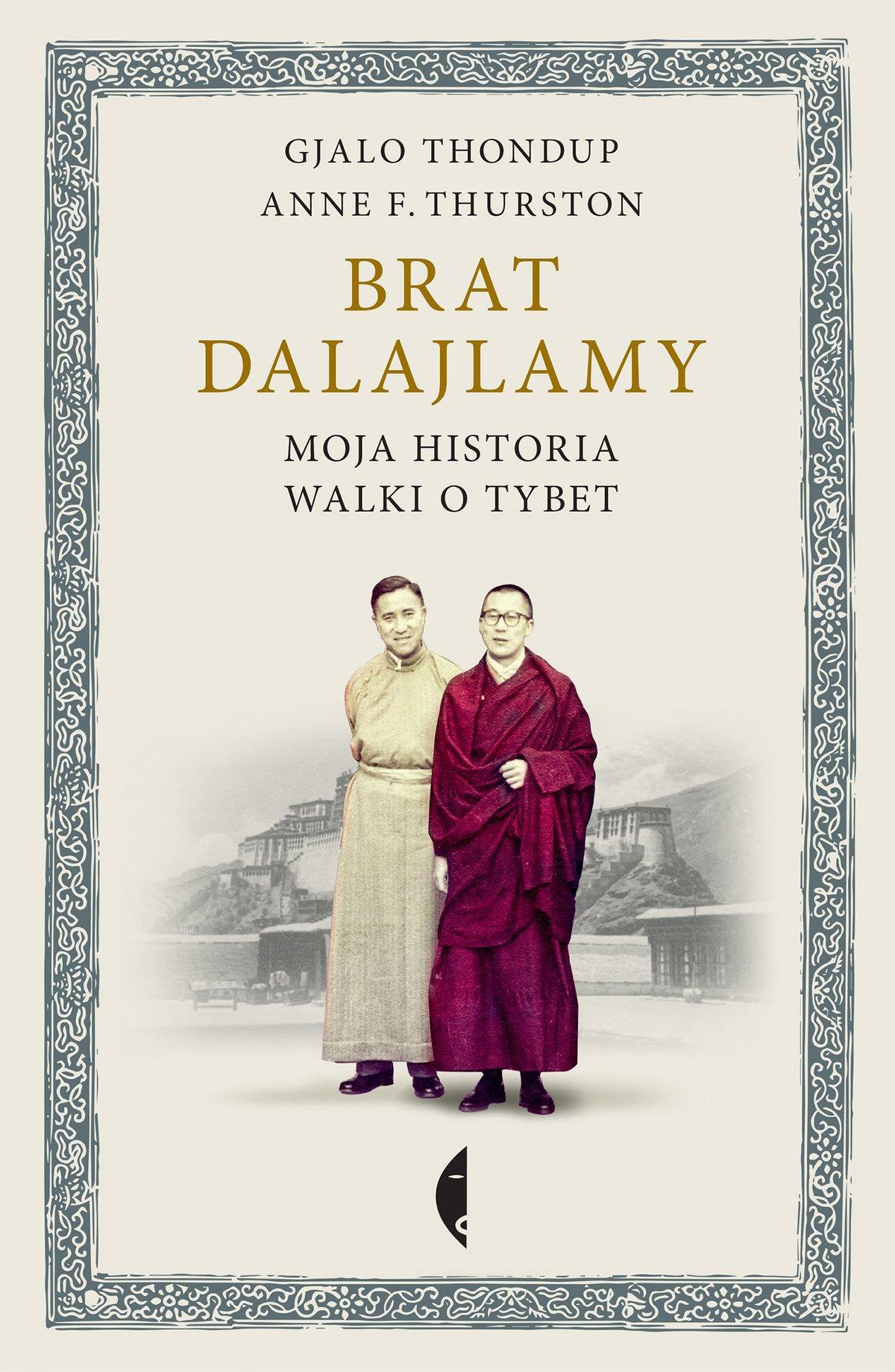 Brat dalajlamy - Ebook (Książka EPUB) do pobrania w formacie EPUB