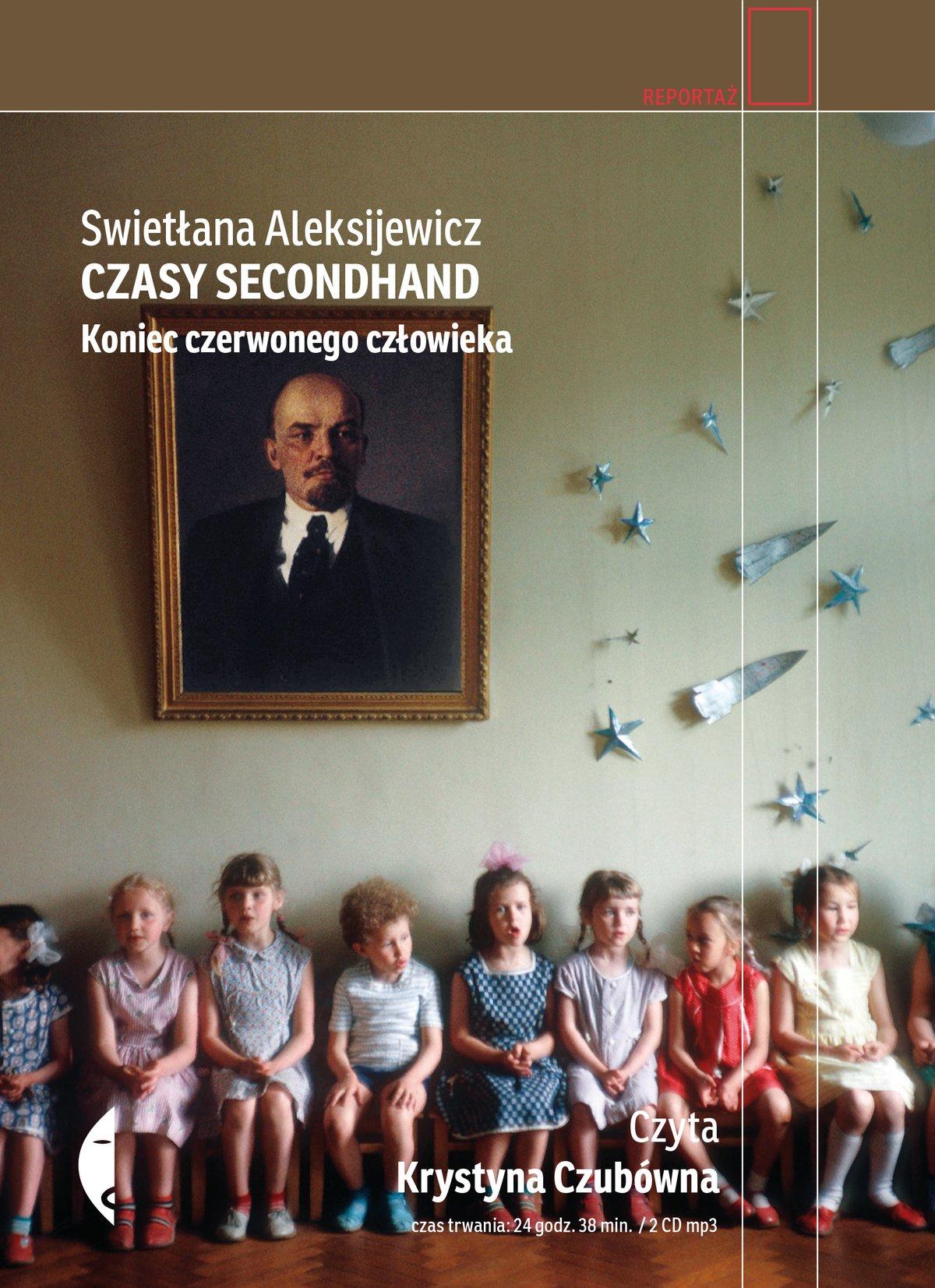 Czasy secondhand - Audiobook (Książka audio MP3) do pobrania w całości w archiwum ZIP