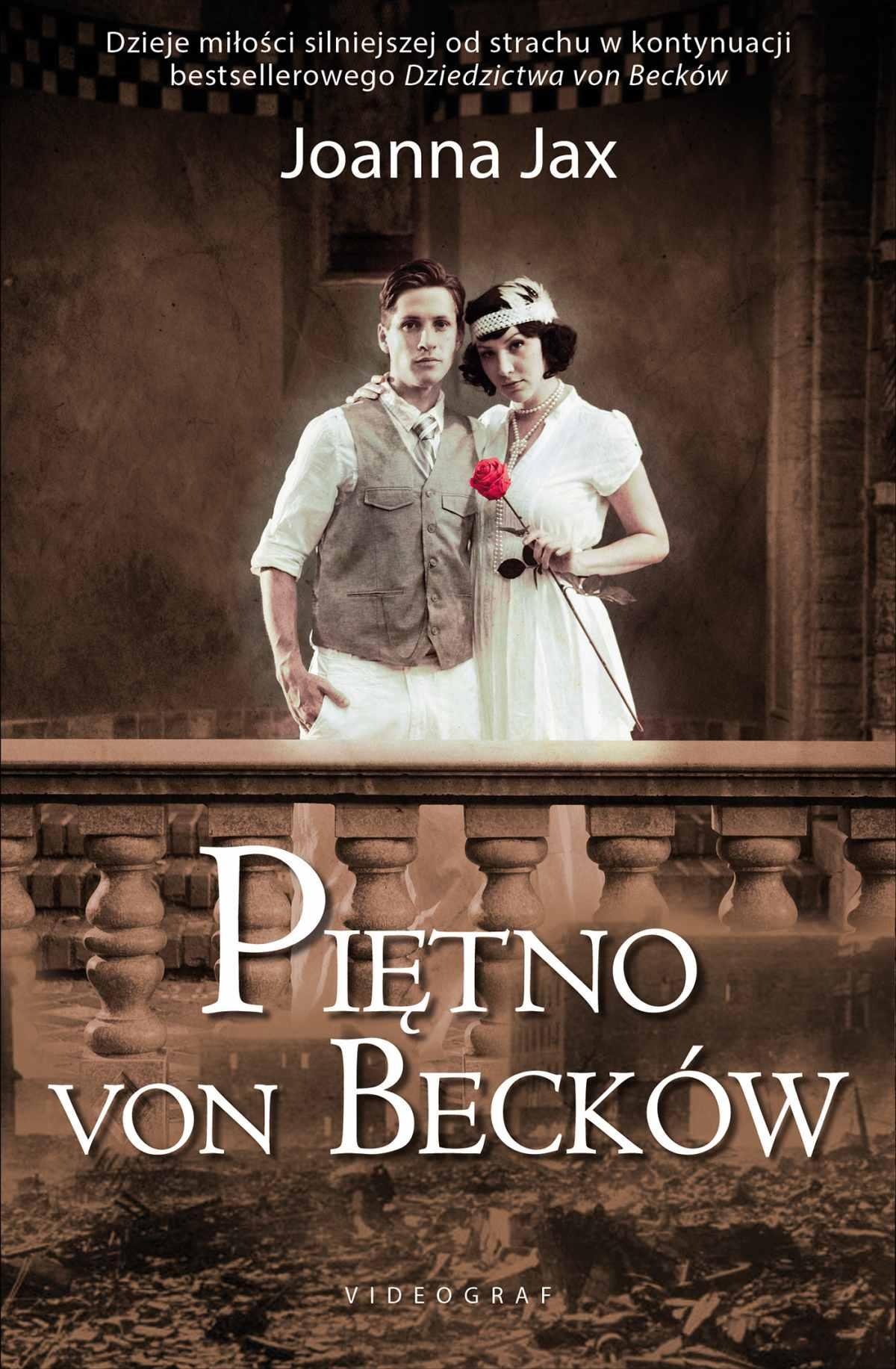 Piętno von Becków - Ebook (Książka EPUB) do pobrania w formacie EPUB