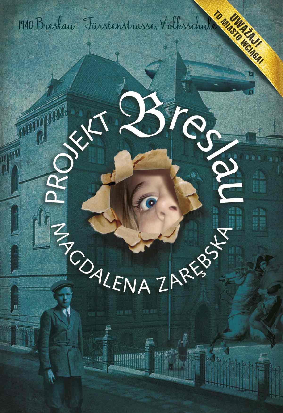 Projekt Breslau - Ebook (Książka EPUB) do pobrania w formacie EPUB
