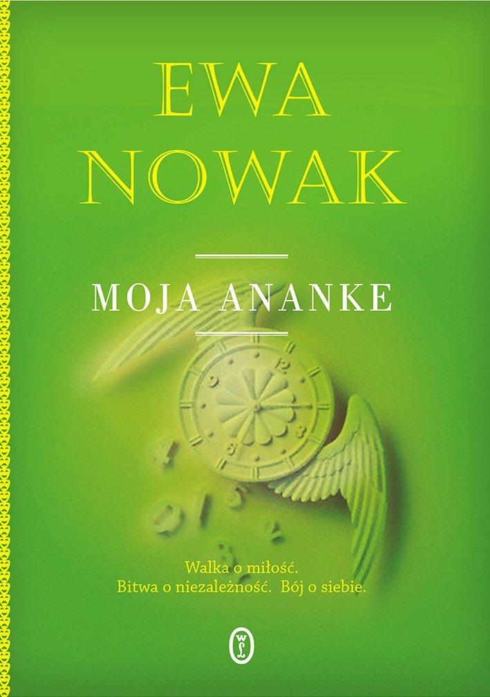 Moja Ananke - Ebook (Książka EPUB) do pobrania w formacie EPUB